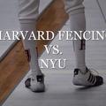Harvard Women and Men's Fencing vs. NYU