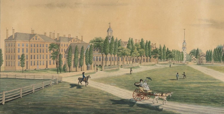 Cambridge Common, 1808