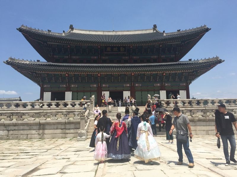 Summer Postcard: Seoul