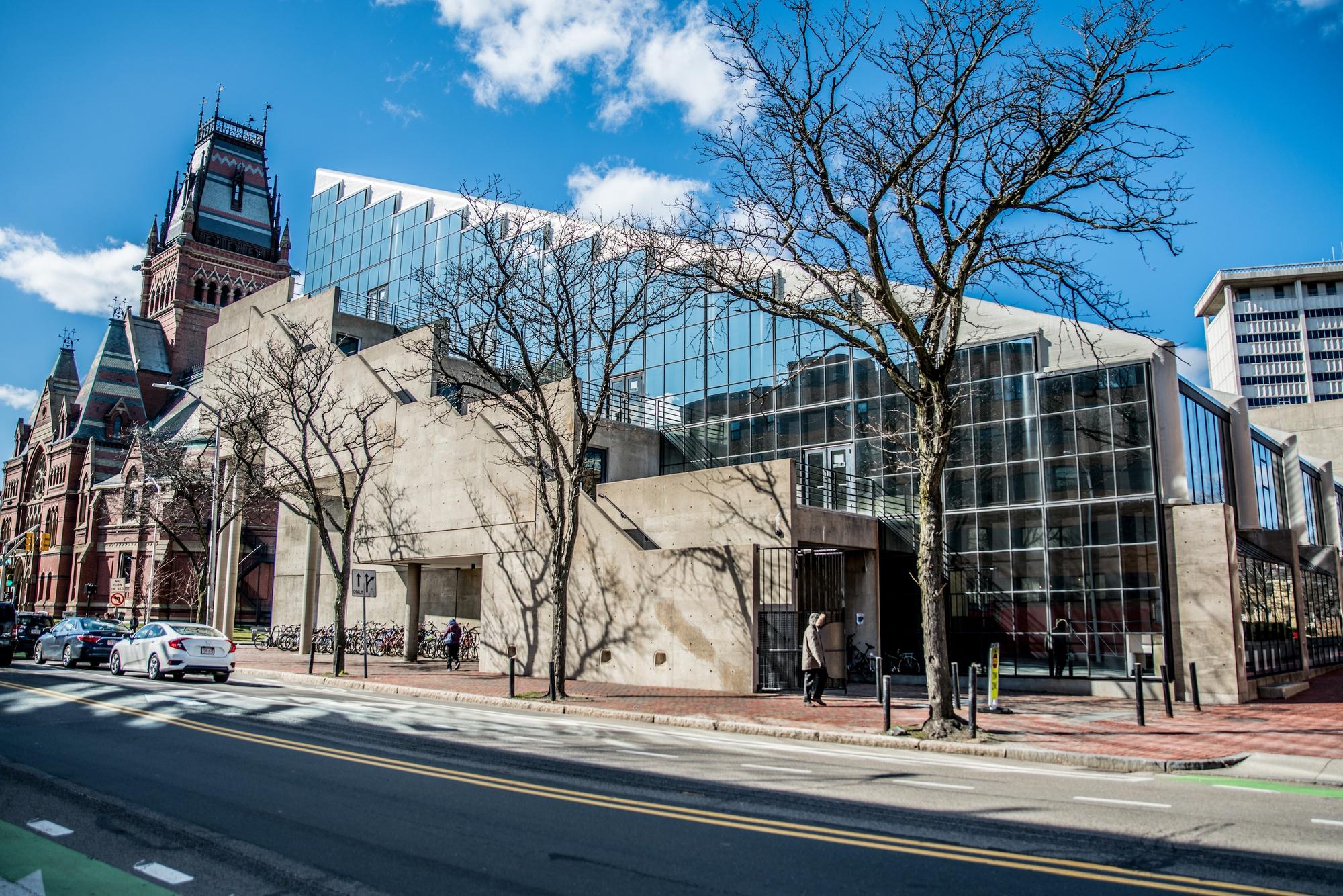 Harvard's Graduate School of Design.