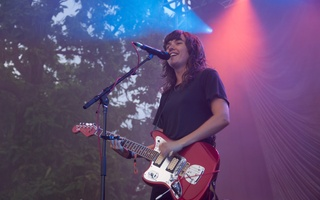From Pitchfork Music Festival 2018: Courtney Barnett