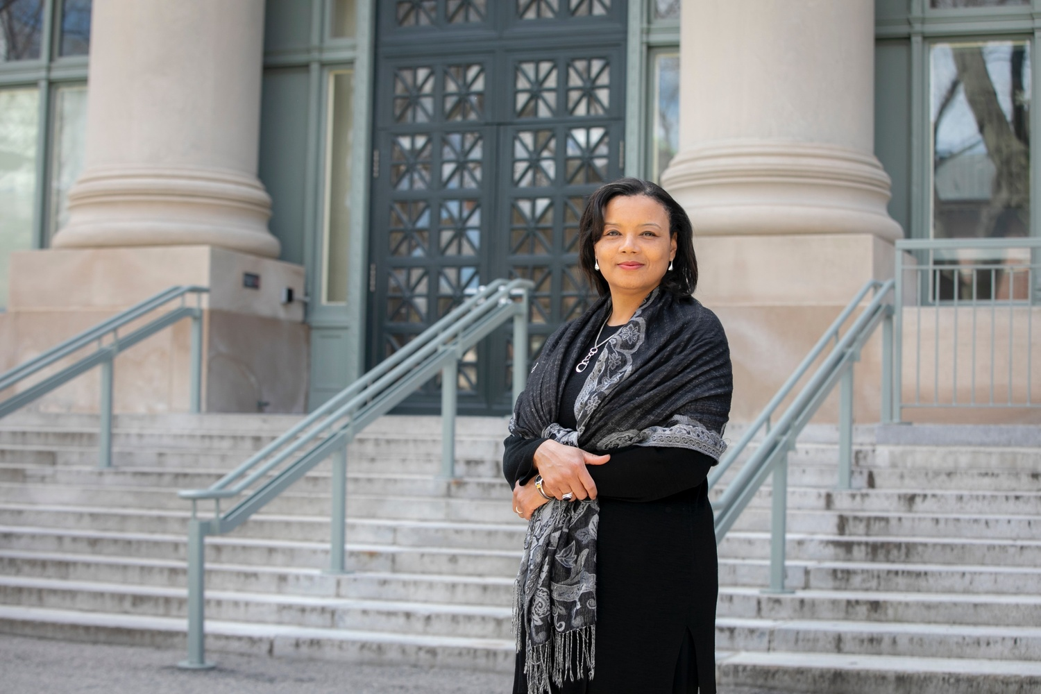 Tomiko Brown-Nagin is the Dean of Harvard's Radcliffe Institute for Advanced Study.