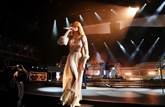 Florence + The Machine at Outside Lands