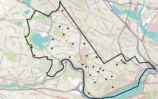 Cambridge Polling Places