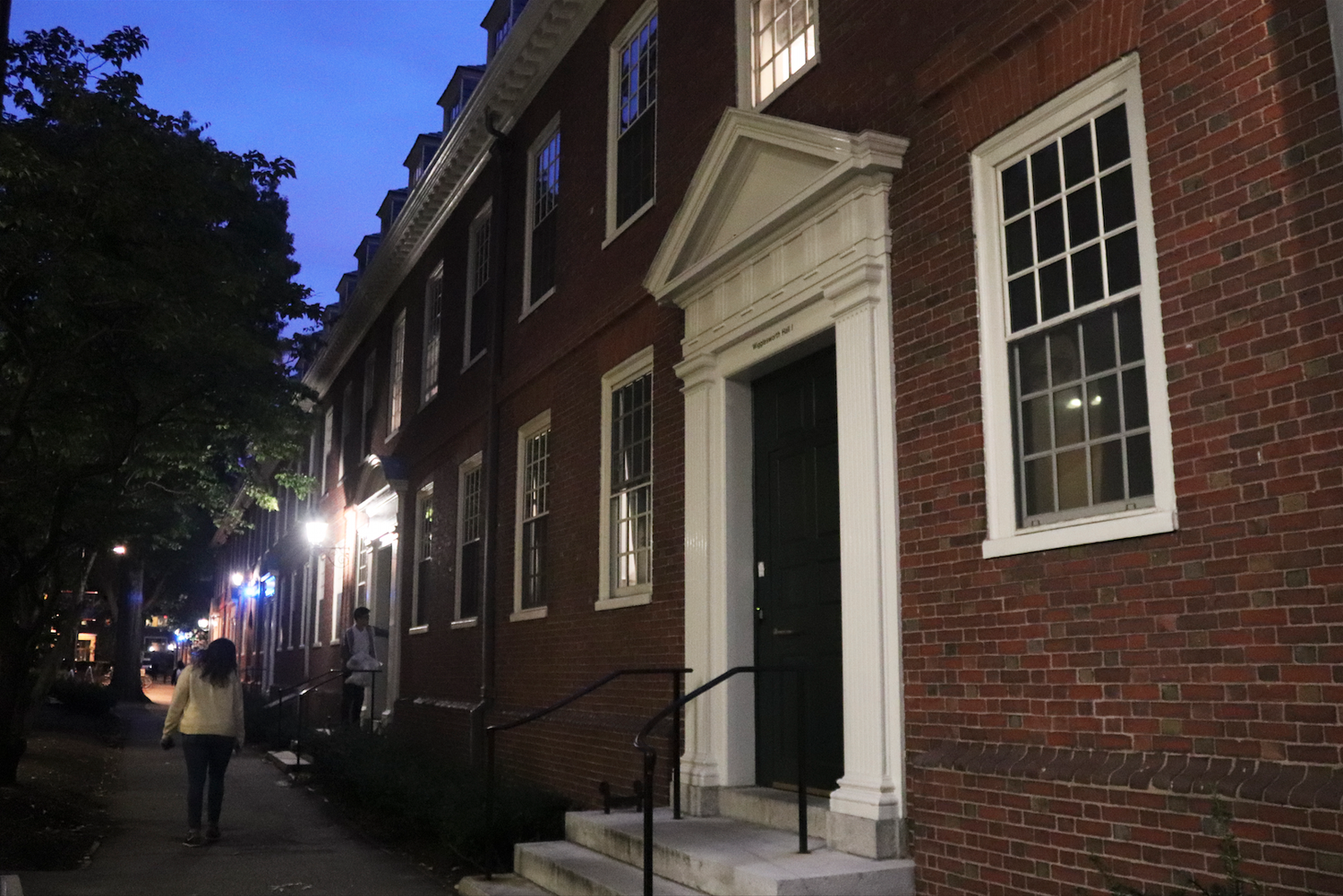 Harvard Police Investigating Two Break Ins In Freshman Dorms Again