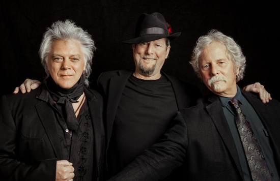Marty Stuart, Roger McGuinn, and Chris Hillman
