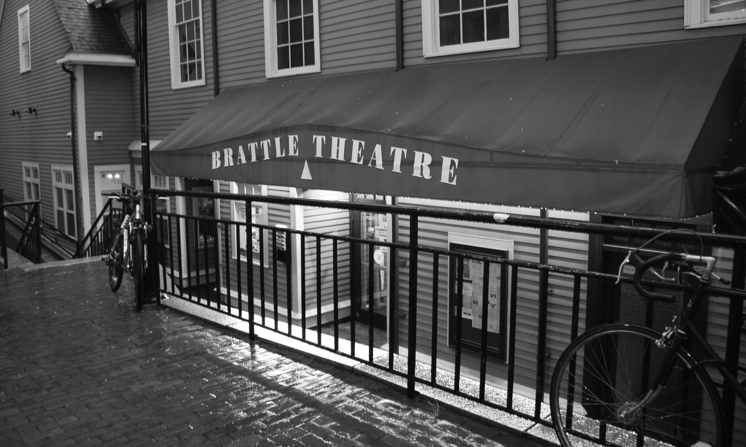 The Brattle Theatre, housed in a 130-year-old red brick building in Harvard Square, has proven instrumental in establishing the art-house and avant-garde cinema scenes in the United States.