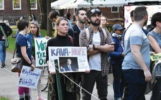 Kavanaugh Rally