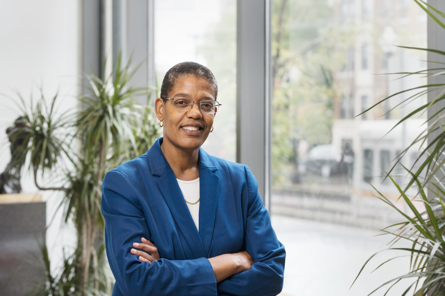 Michelle A. Williams, an epidemiologist and professor at the School of Public Health, is the first black person to head a faculty at Harvard and the first female dean of the school.