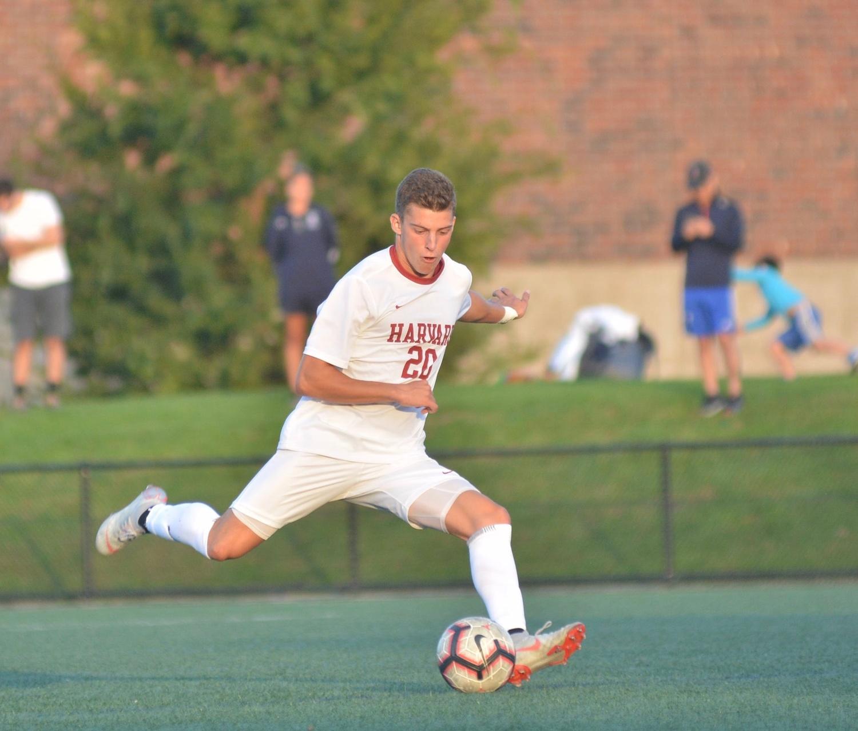 Docters Men's Soccer v Yale