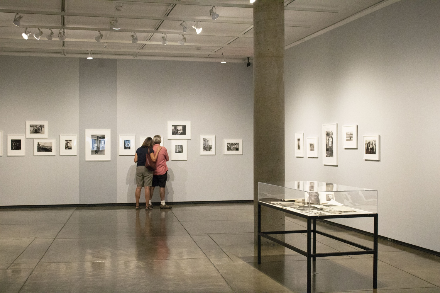 """Harvard's Sert Gallery will display the exhibit """"Time is Now: Photography and Social Change in James Baldwin's America"""" from Sept. 13 until Dec. 30."""