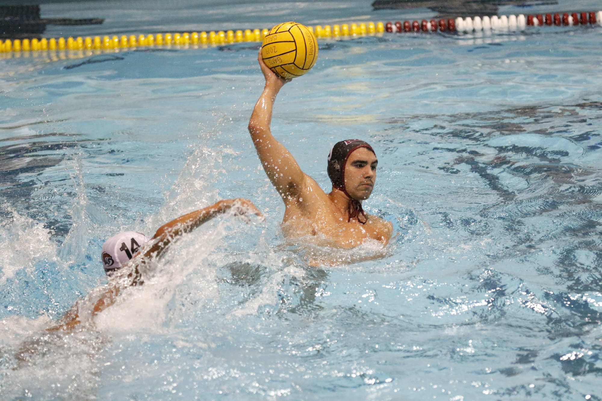 Harvard went 3-0 in its own invite this weekend, downing No. 18 Wagner, No. 15 Bucknell and Claremont-Mudd-Scripps.
