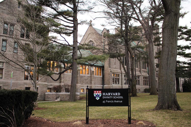 Harvard Divinity School.