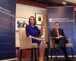 Nancy Pelosi Comes to Harvard