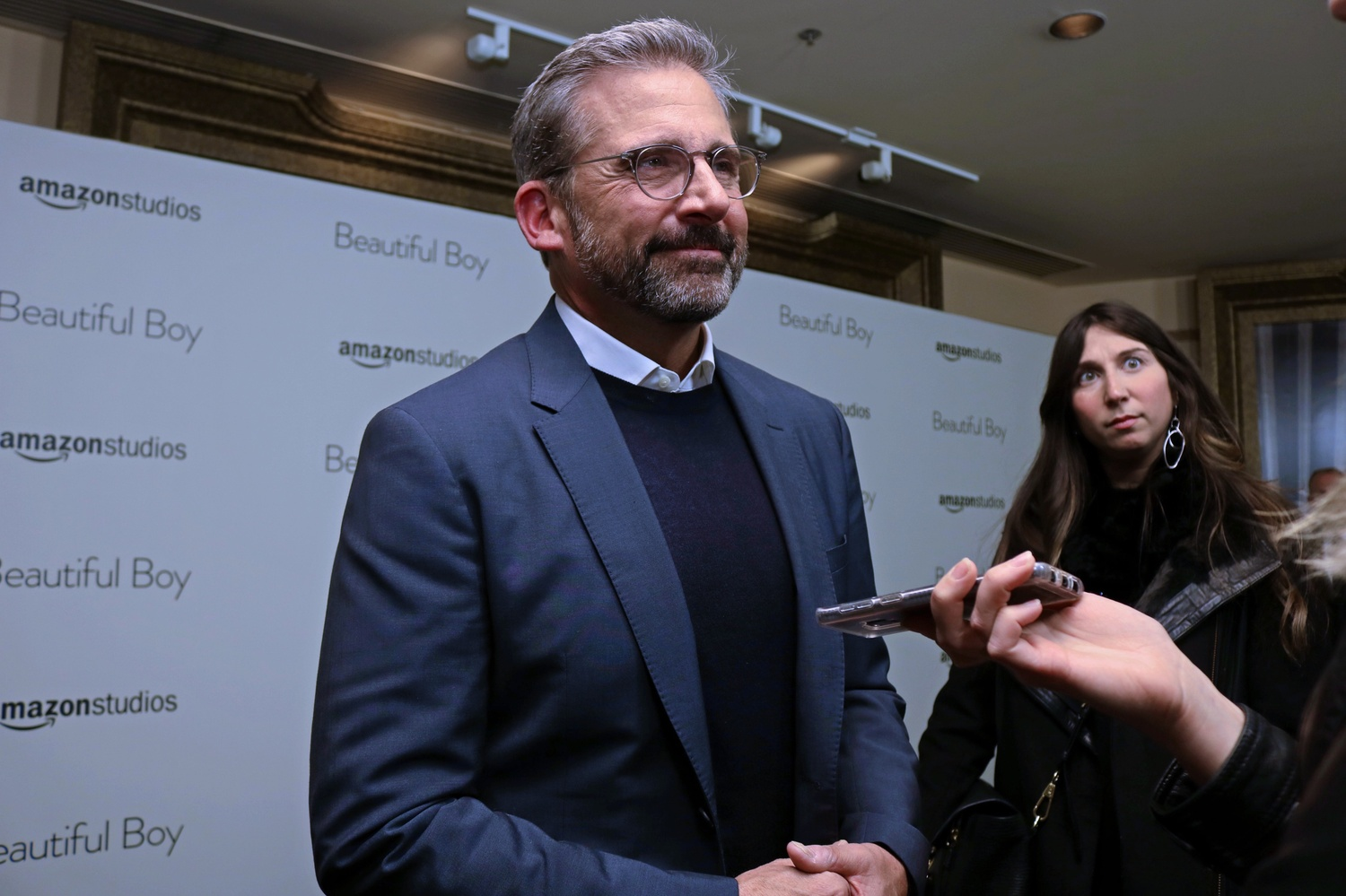 Steve Carell Talks Foray Into Drama Arts The Harvard Crimson