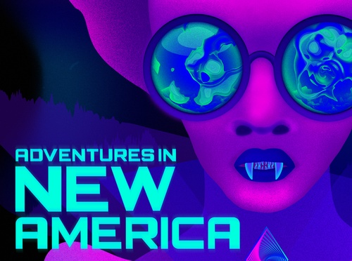 Adventures in New America Cover