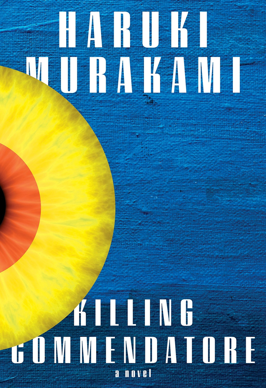 Image result for killing commendatore cover