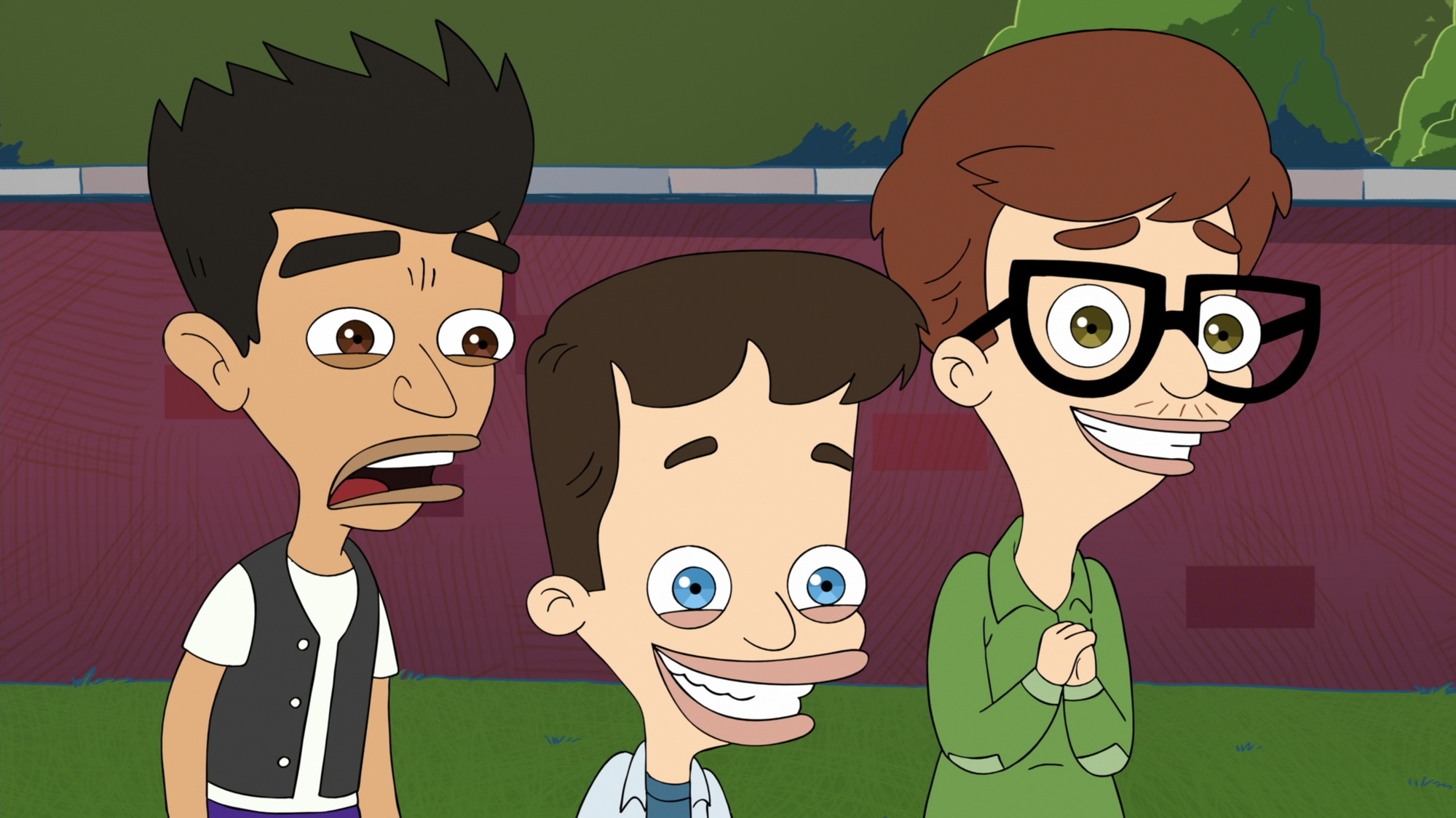 Big Mouth Season Two Entertains And Educates Arts The Harvard Crimson