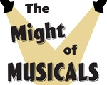 """""""Might of Musicals"""" logo."""