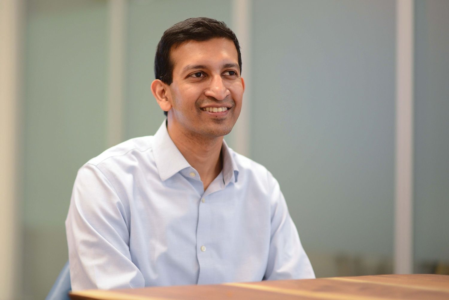 Raj Chetty '00, the William A. Ackman Professor of Public Economics, has returned to teach at Harvard after spending three years at Stanford.