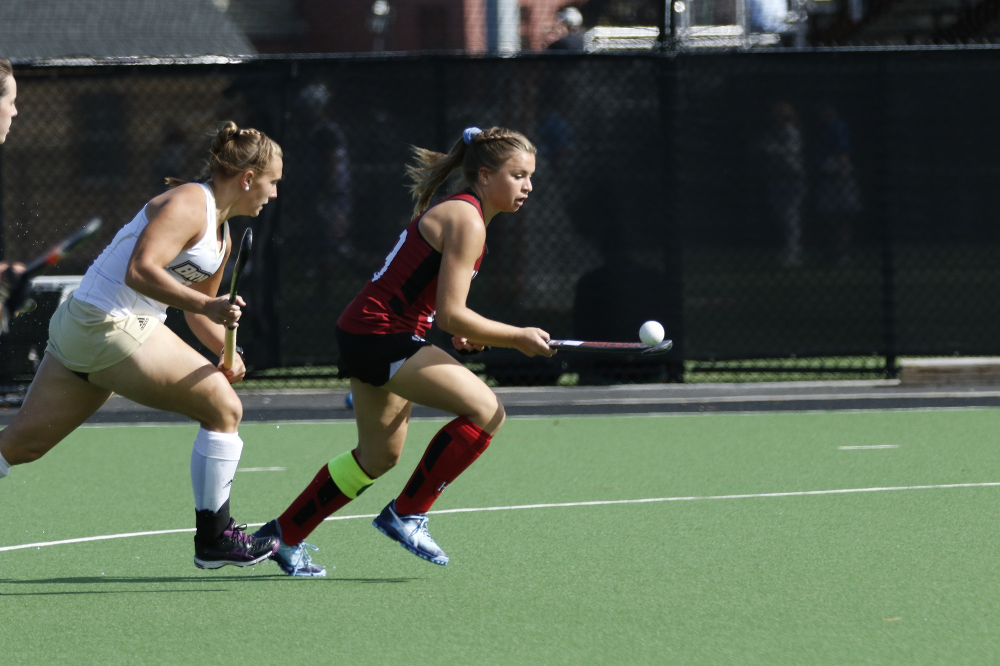 With just two Ivy League contests remaining, Harvard has a conference championship in its sights.