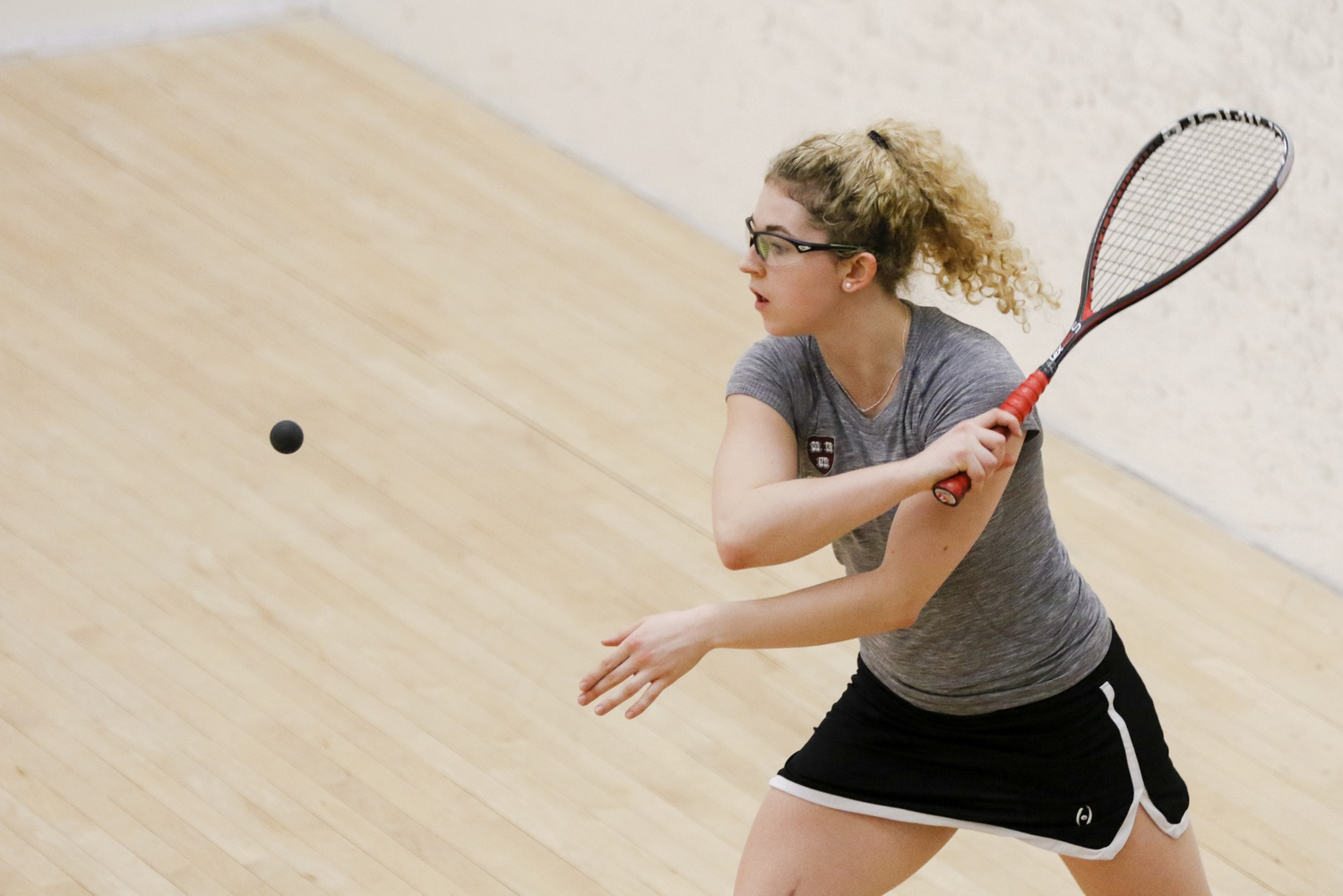 The women's Squash team has finished the past 4 seasons as national champions.