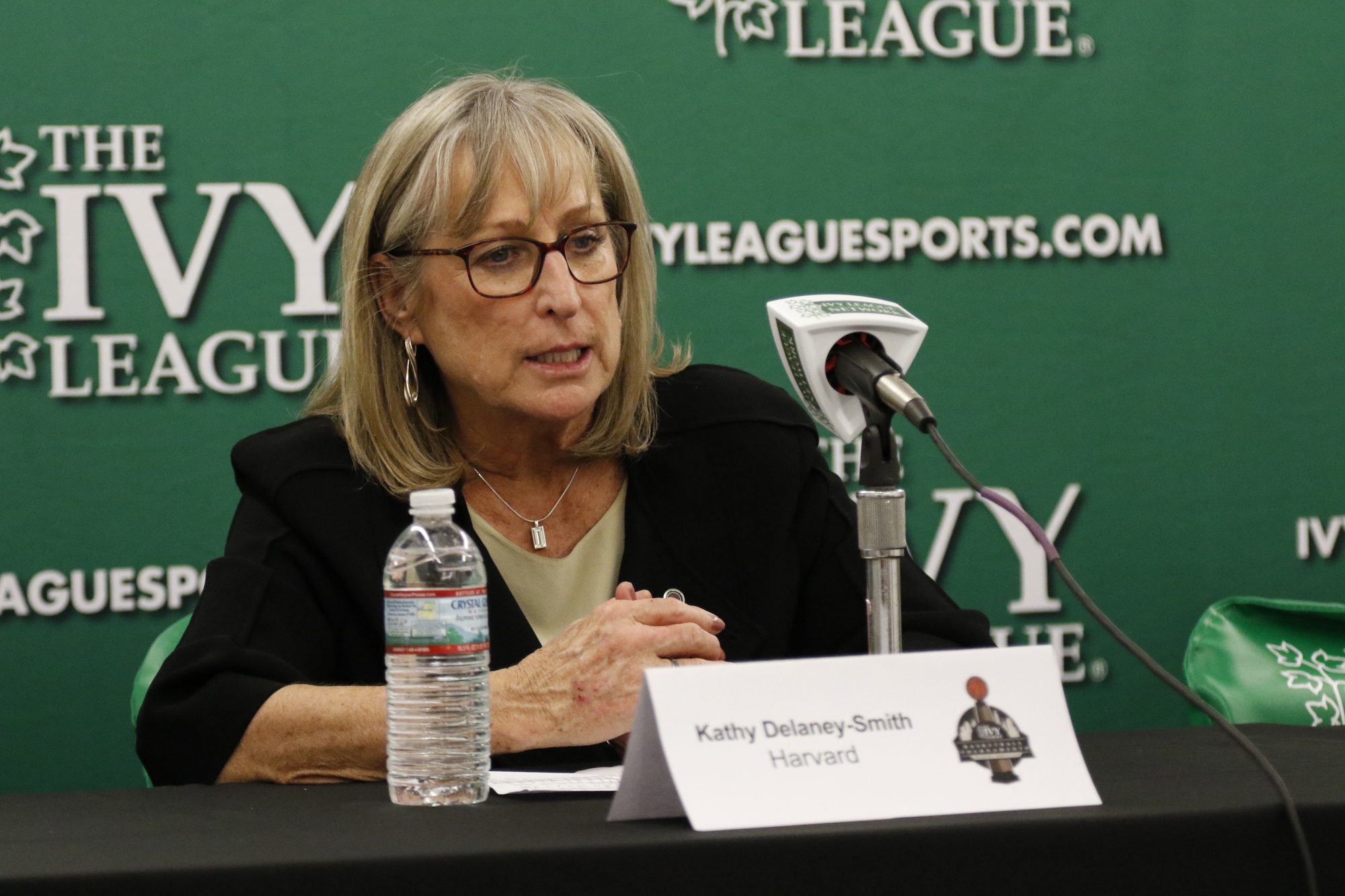 The 2018-19 season will be head coach Kathy Delaney-Smith's 37th year at the helm.