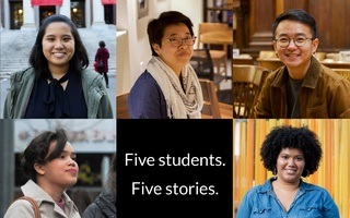 Five Students. Five Stories.