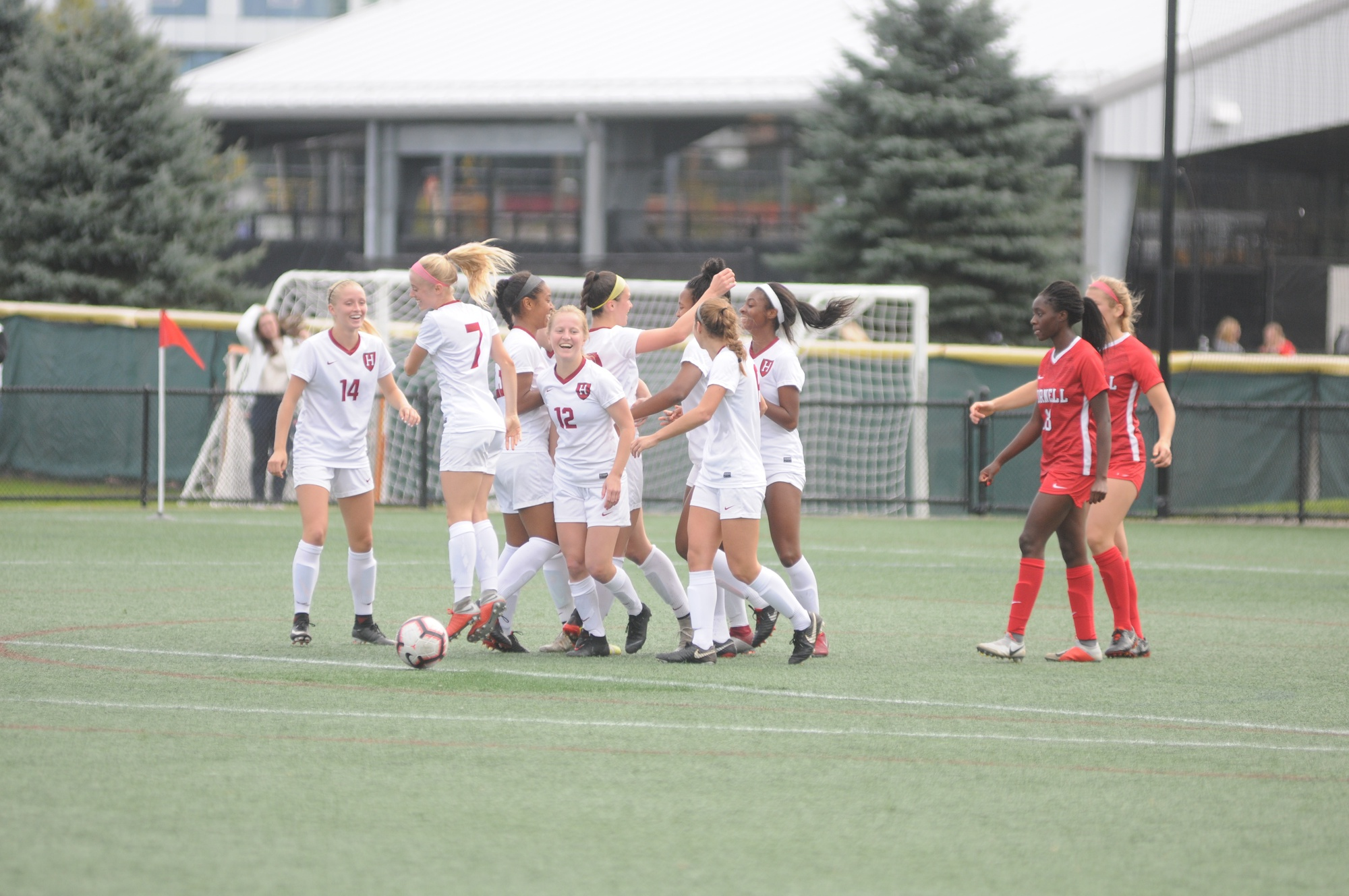 Women's soccer sits at 3-2-1 in the Ivy League, tied for fourth with Dartmouth.