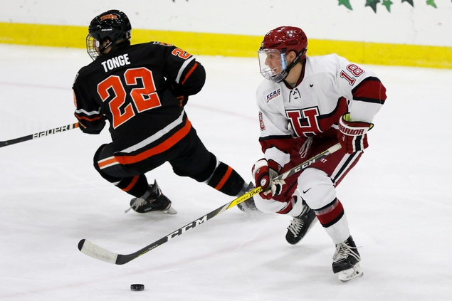 Flipboard: Ivy League: Men's Hockey Picks Up First Point ...