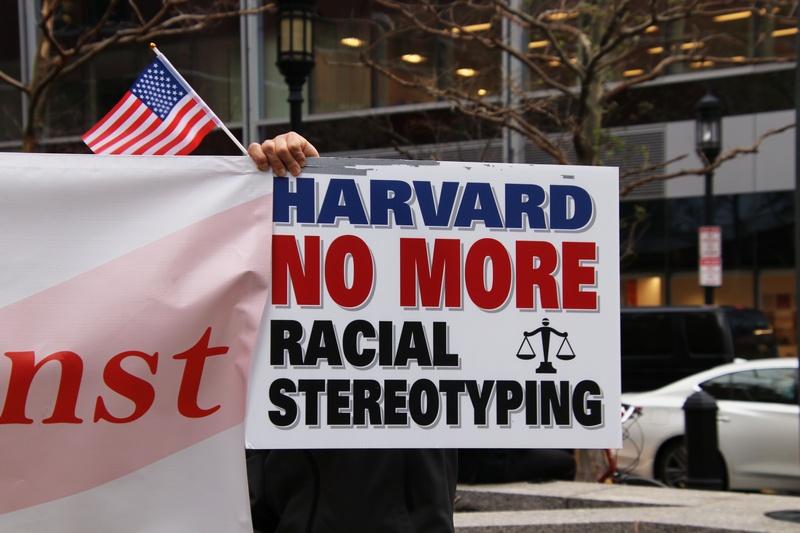SFFA Protestors