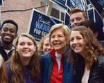 Warren and the College Dems