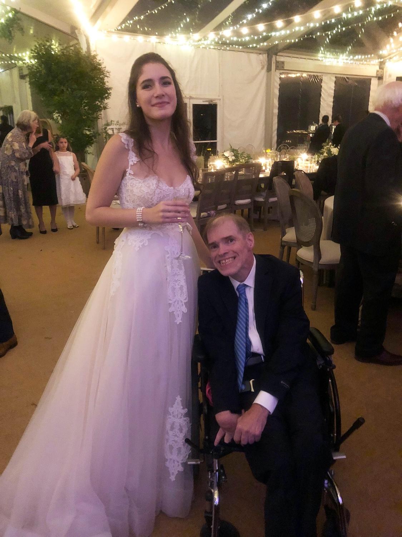 Anne Solmssen's Wedding