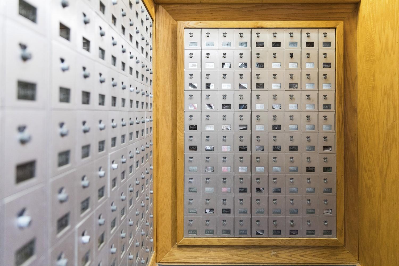 Harvard University Mail Services