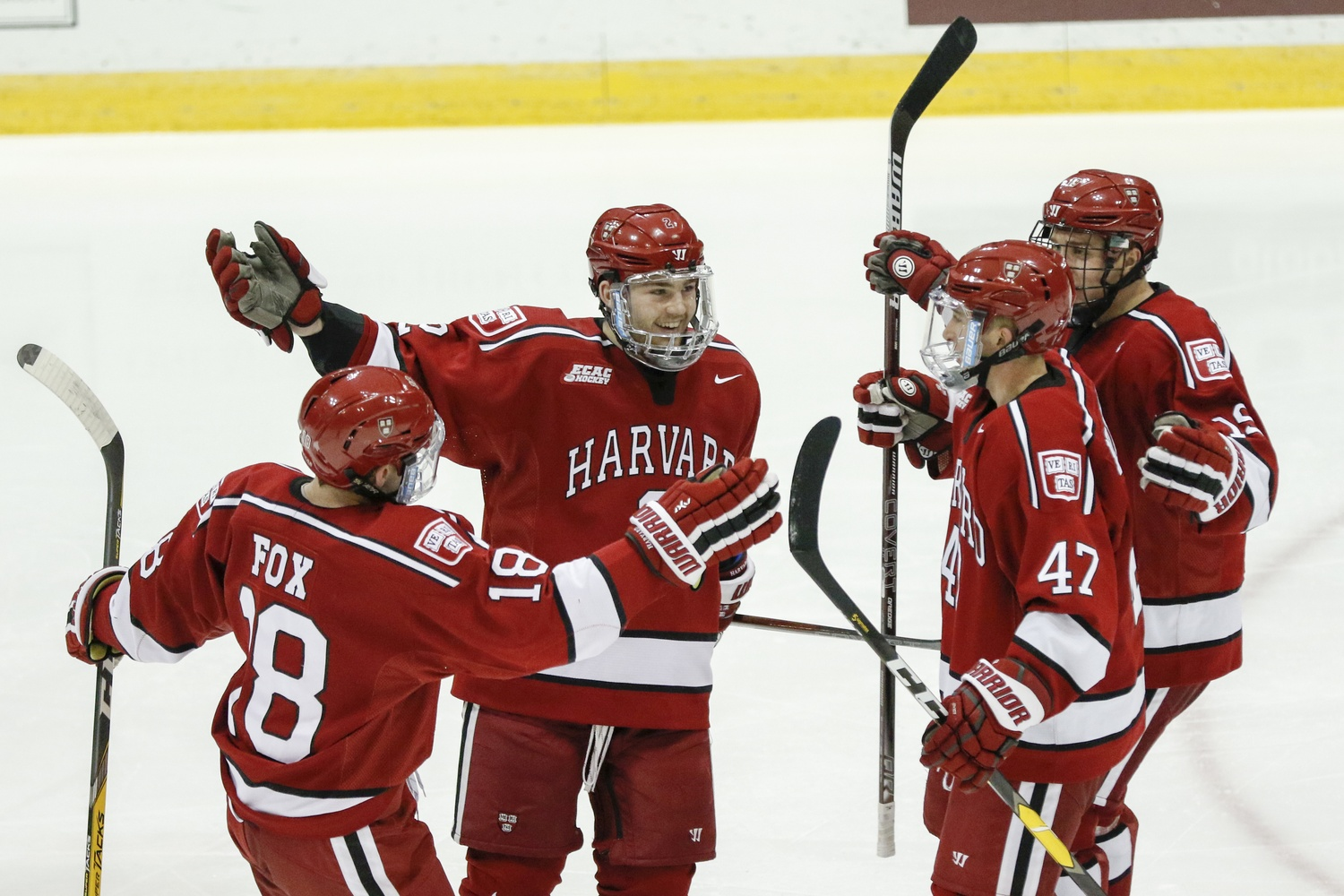 The Crimson and its top-ranked power play will face off against Cornell in its quest to break a three-game losing streak at the NHL's oldest arena.