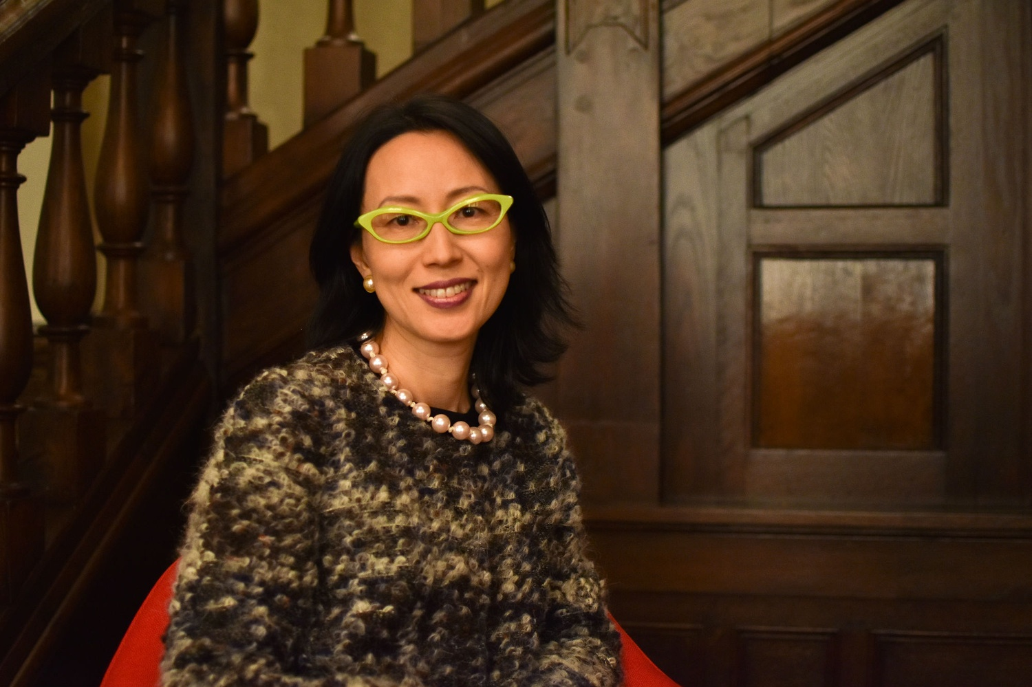 Soyoung Lee is the chief curator of the Harvard Art Museums.