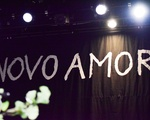 Novo Amor Written on the Wall