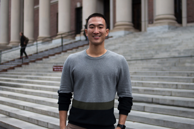 Michael Liu '19 was one of three international Rhodes winners this year.