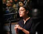 Alexandria Ocasio-Cortez at the IOP