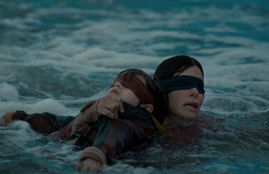 'Bird Box' still