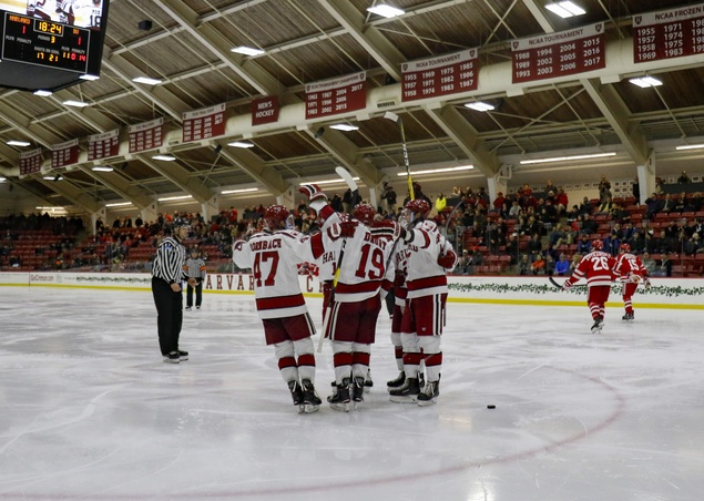 Men's Hockey and BU Finish in 2-2 Stalemate | Sports | The