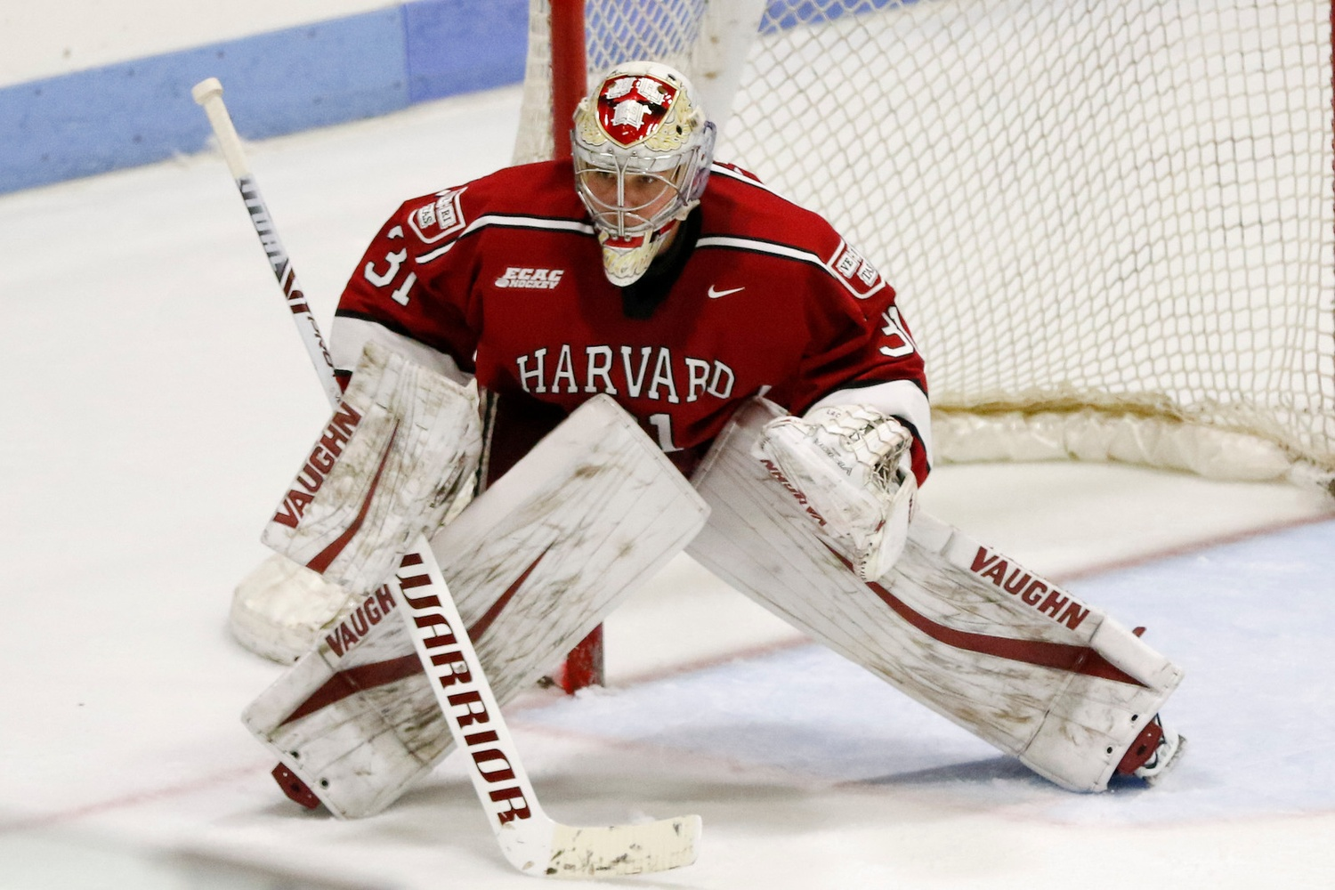 Since a stellar performance at Madison Square Garden back in late November, senior goaltender Michael Lackey has found a new level of confidence and sturdiness between the pipes.