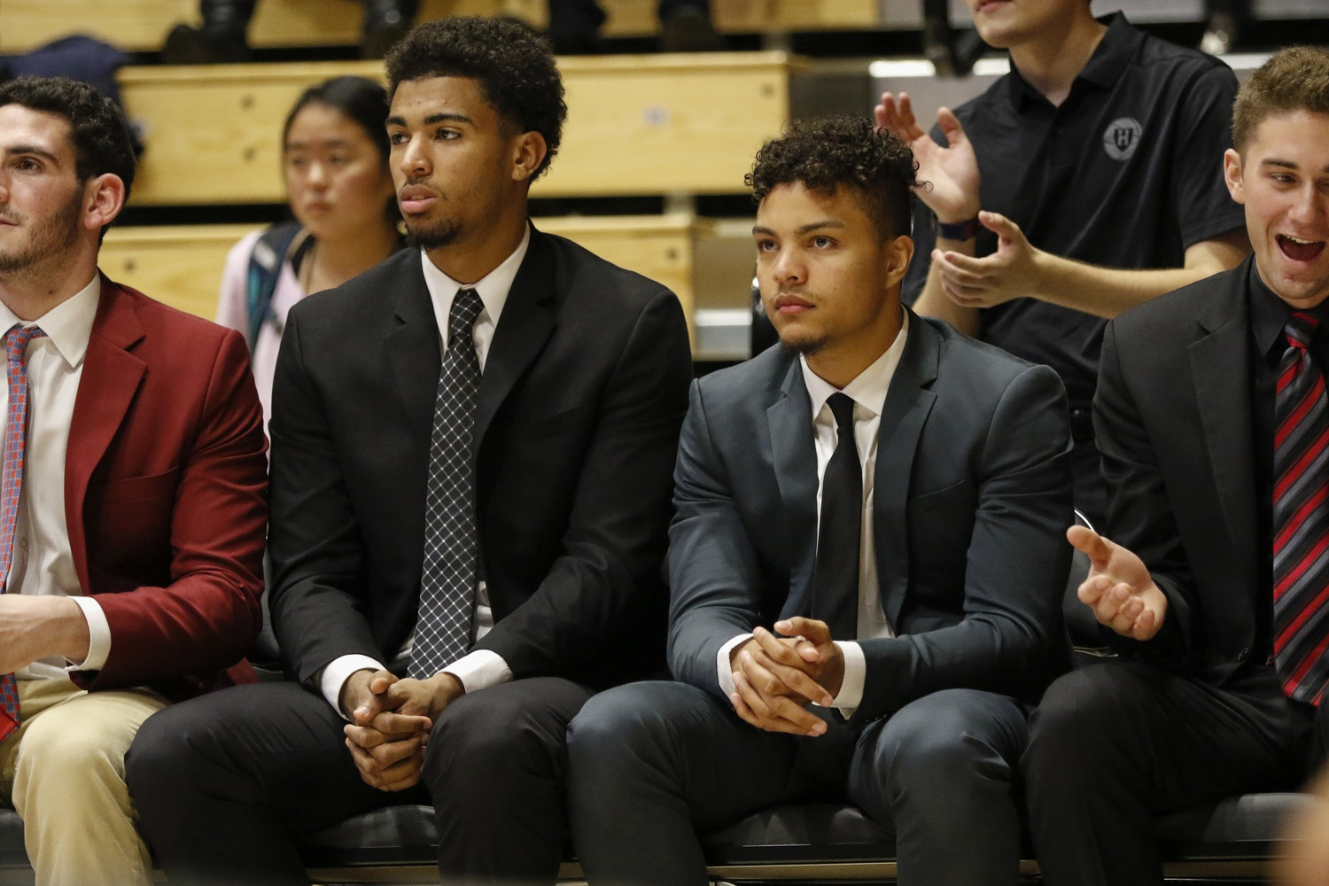 With Aiken and Towns sidelined through non-conference play, the Crimson finished with a 6-7 record prior to Aiken's return.