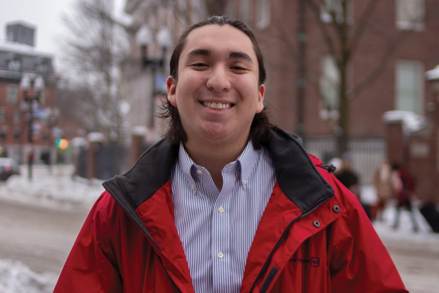 Eli J. Langley '20 received a language credit this semester for his work on Koasati — a tribal language he has worked to preserve.