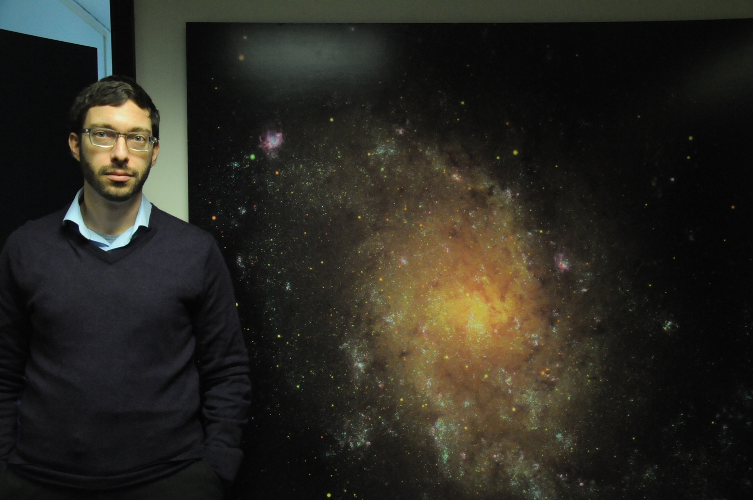 Or Graur is an Astronomy & Astrophysics Postdoctoral Fellow and the Director of the Harvard Science Research Mentoring Program.