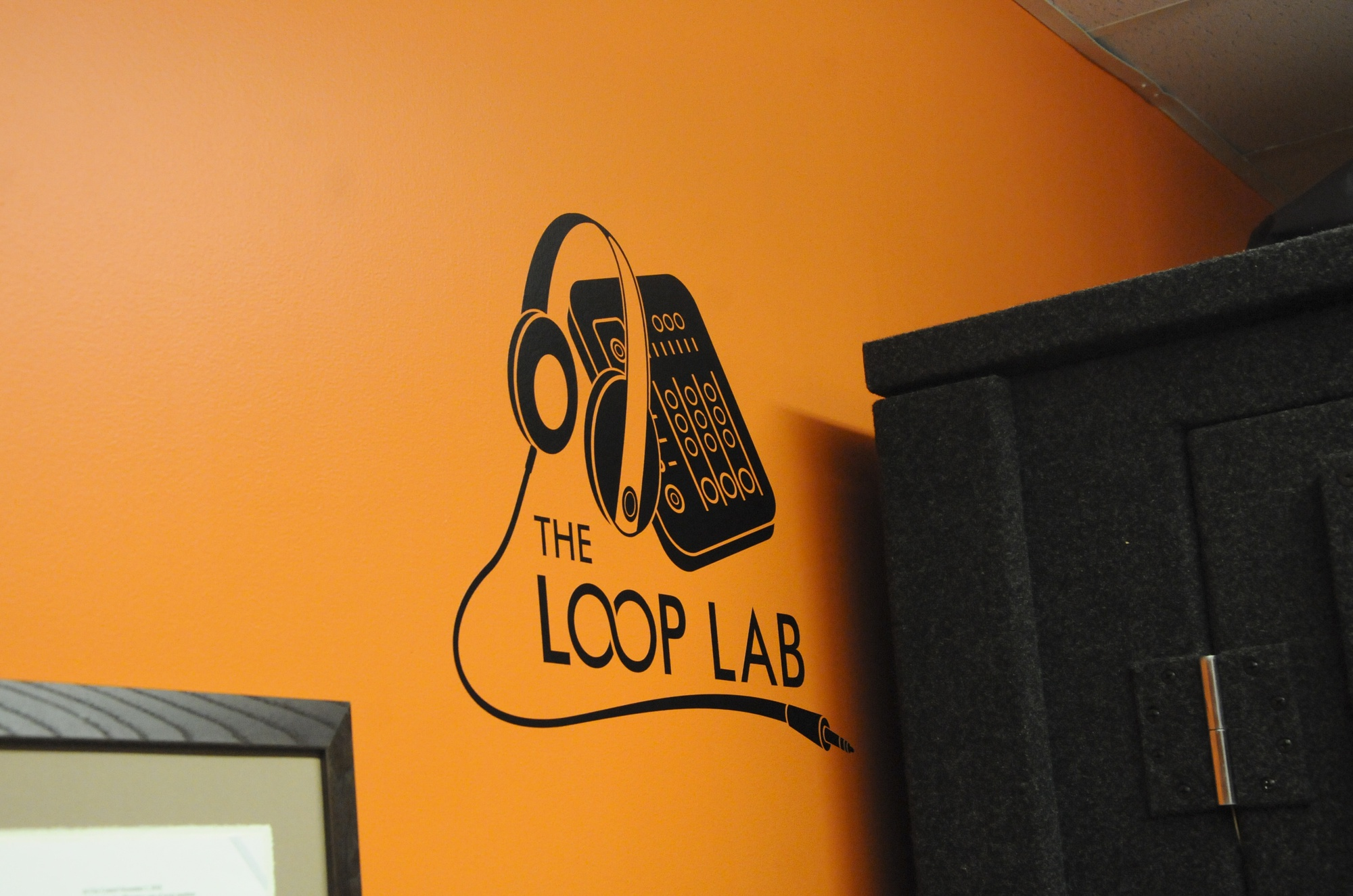 The Loop Lab is an eleven-month-old nonprofit founded for underrepresented youth to provide professional audio and video training.