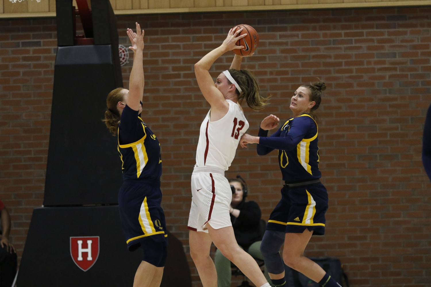 Harvard's tenacity on the glass has contributed to its 3-1 start to Ivy play.