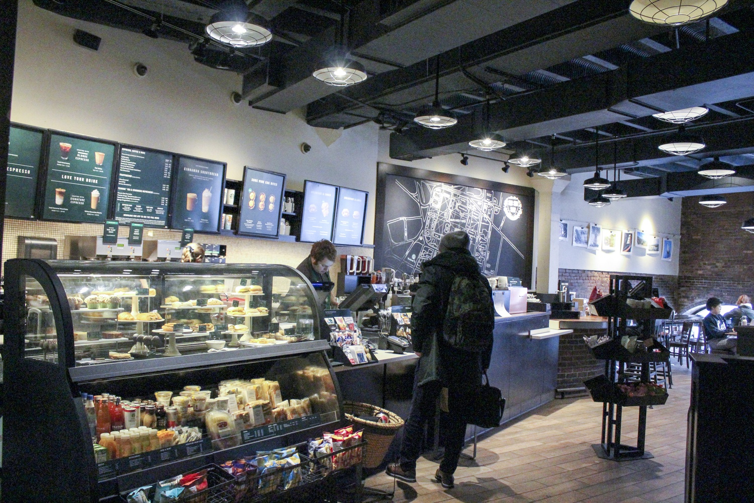 Starbucks in the Garage will close on Feb. 22, another in a string of Harvard Square business closures.
