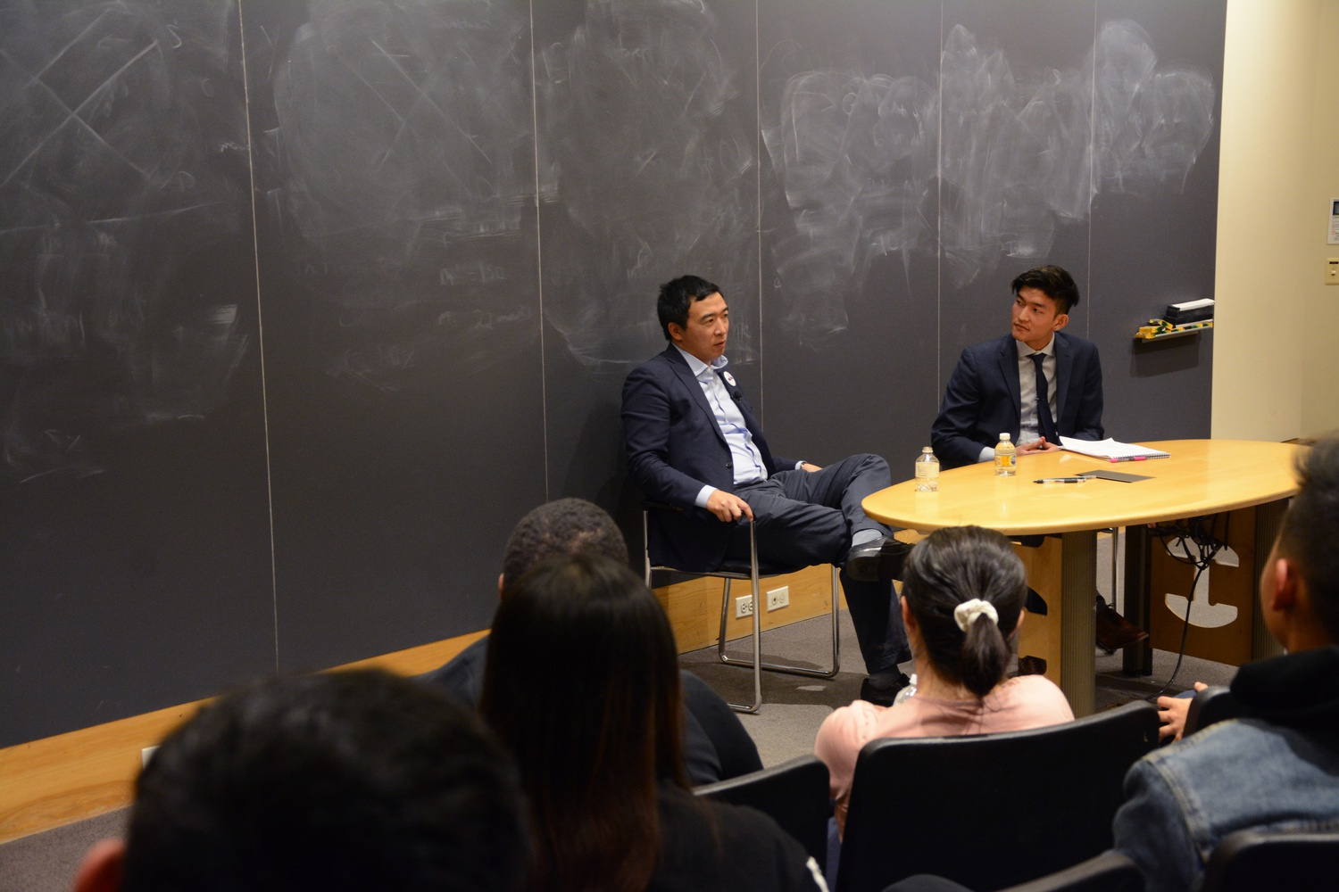 Yang has been invited to talk by the Harvard Project for Asian and International Relations, the Asian American Brotherhood, and the Harvard-Radcliffe Chinese Students Association.