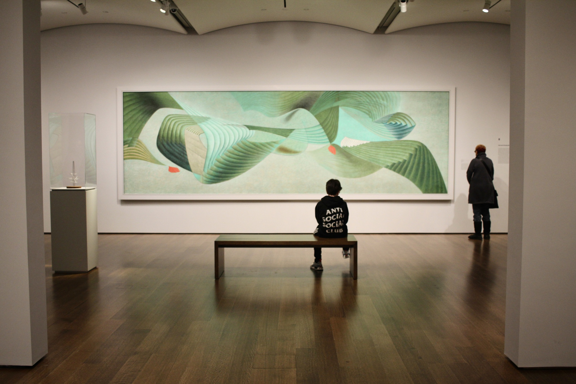 The Harvard Art Museums hold one of the largest collections relating to the Bauhaus,
